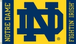 Notre Dame Fighting Irish 3' x 5' Flag with Grommets