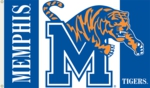 Memphis Tigers 3' x 5' Flag with Grommets