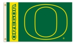 University of Oregon 3' x 5' Flag with Grommets
