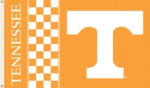 University of Tennessee 3' x 5' Flag with Grommets