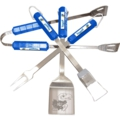 Kansas Jayhawks 4 Piece BBQ Set