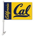 Berkeley - Cal Golden Bears Car Flag & Wall Bracket