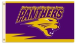 Northern Iowa 2-Sided 3' x 5' Flag with Grommets