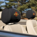 Iowa State Cyclones Headrest Covers - Set Of 2