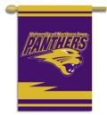 "Northern Iowa 2-Sided 28"" x 40"" Banner with Pole Sleeve"
