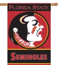 "Florida State Seminoles 2-Sided 28"" x 40"" Hanging Banner"