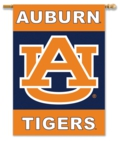"Auburn Tigers 2-Sided 28"" x 40"" Banner with Pole Sleeve"