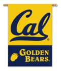 "Berkeley-Cal Golden Bears 2-Sided 28"" x 40"" Hanging Banner"
