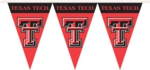 Texas Tech Red Raiders 25 Ft. Party Pennant Flags