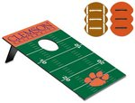 Clemson Tigers Football Bean Bag Toss Game