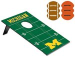 Michigan Wolverines Football Bean Bag Toss Game