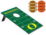 Oregon Ducks Football Bean Bag Toss Game
