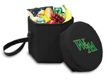 College of William and Mary Tribe Bongo Cooler - Black