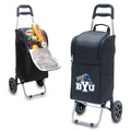 Brigham Young University Cougars Cart Cooler - Black