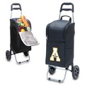 Appalachian State University Mountaineers Cart Cooler - Black