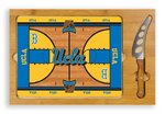 UCLA Bruins Basketball Icon Cheese Tray