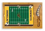 Wyoming Cowboys Football Icon Cheese Tray