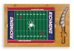 Richmond Spiders Football Icon Cheese Tray