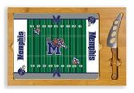 Memphis Tigers Football Icon Cheese Tray