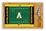 Appalachian State Mountaineers Football Icon Cheese Tray