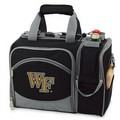 Wake Forest Demon Deacons Malibu Picnic Pack - Black