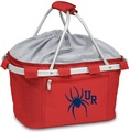 Richmond Spiders Metro Basket - Red Embroidered
