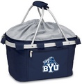 Brigham Young Cougars Metro Basket - Navy
