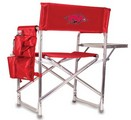 Arkansas Razorbacks Sports Chair - Red Embroidered