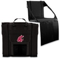 Washington State Cougars Stadium Seat - Black