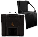 Wyoming Cowboys Stadium Seat - Black
