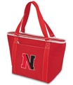 Northeastern Huskies Topanga Cooler Tote - Red Embroidered