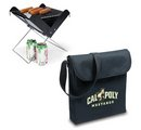 Cal Poly Mustangs Portable V-Grill