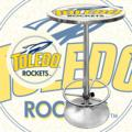 Toledo Rockets Pub Table