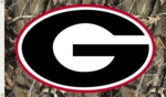 Georgia Bulldogs 3' x 5' Flag with Grommets - Realtree Camo