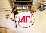 Austin Peay State University Governors Baseball Rug