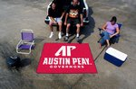 Austin Peay State University Governors Tailgater Rug
