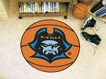 East Tennessee State University Buccaneers Basketball Rug