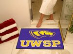 University of Wisconsin-Stevens Point Pointers All-Star Rug