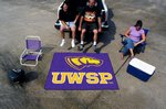 University of Wisconsin-Stevens Point Pointers Tailgater Rug