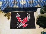 Eastern Washington University Eagles Starter Rug - Black