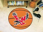 Eastern Washington University Eagles Basketball Rug