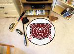 Missouri State University Bears Baseball Rug