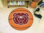 Missouri State University Bears Basketball Rug