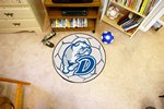 Drake University Bulldogs Soccer Ball Rug