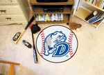 Drake University Bulldogs Baseball Rug