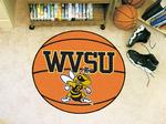 West Virginia State University Yellow Jackets Basketball Rug