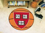 Harvard University Crimson Basketball Rug