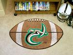 University of North Carolina at Charlotte 49ers Football Rug