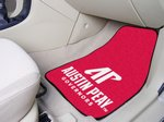 Austin Peay State University Governors Carpet Car Mats