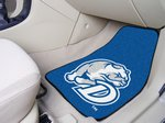 Drake University Bulldogs Carpet Car Mats